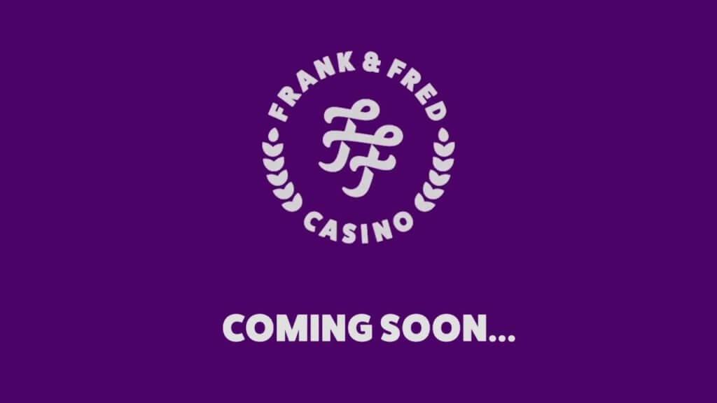 Nytt nettcasino 2018 - Frank&Fred Casino