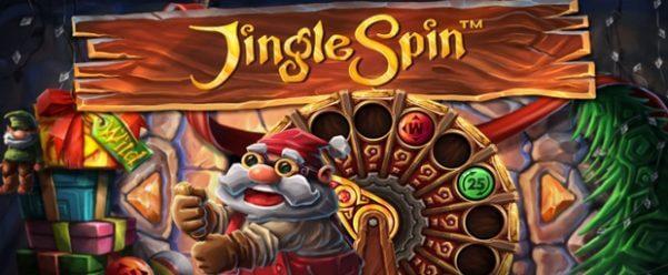 jingle spin spilleautomat nye julespilleautomater 2018 Gratis casino julekalender 2018