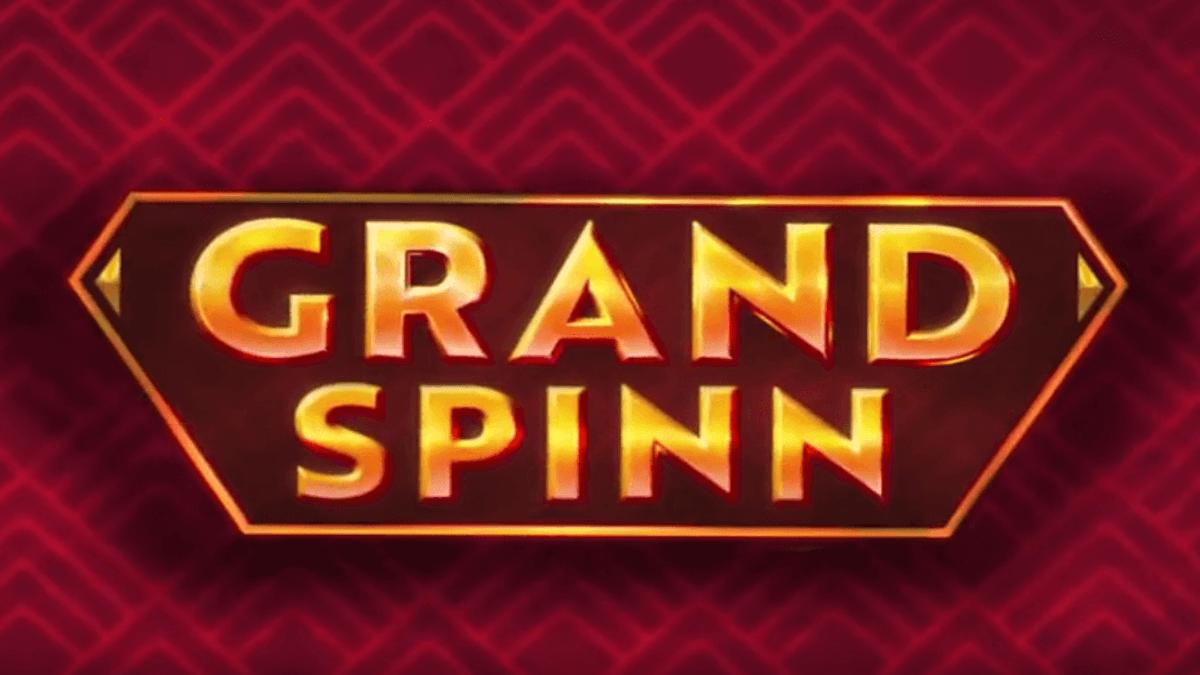 Grand Spinn Superpot spilleautomat